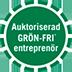 Auktoriserad GRÖN-FRI entreprenör